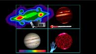 Jupiter wavelengths