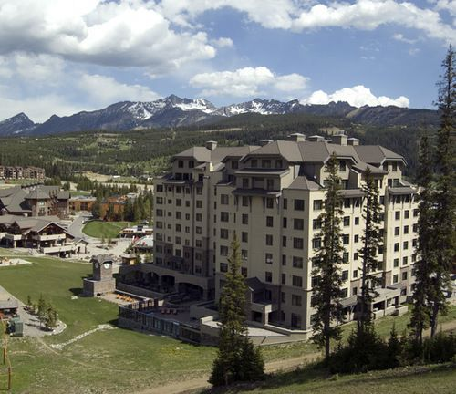 Summit Hotel at Big Sky, MT