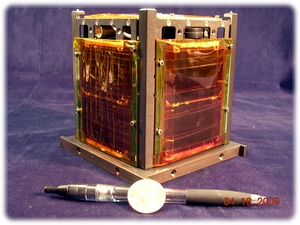 CubeSat photo