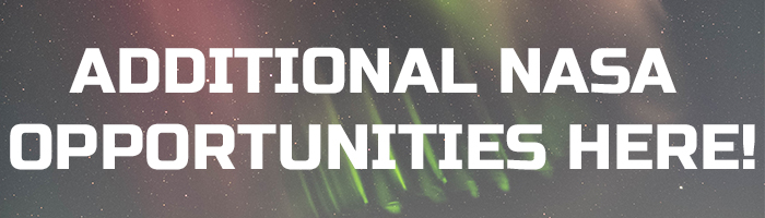 NASA Opportunities