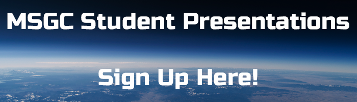 Student Presentations Signup